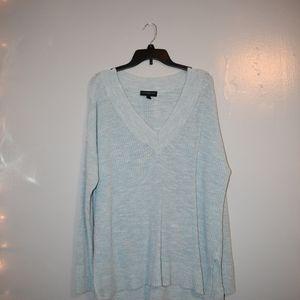 Lane Bryant Blue Sweater